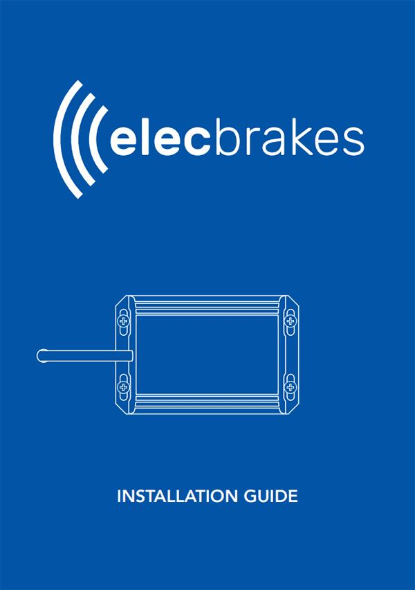 Elecbrakes Bluetooth Electric Brake Controller   Hardwire